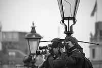 Photographers of all ages & calibres gathered in Trafalgar Square to protest the frequent abuse of anti-terrorism legislation (Section 44, in the UK) against them