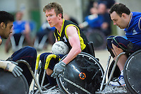 Great Britain Wheelchair Rugby Nationals 2013