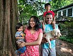 Neil_Anu Bhandar and Boys _ June 8, 2014
