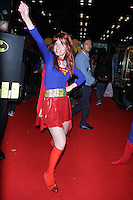 NEW YORK, NY-October 08:ComicCon 2016 at Jacob Javitz Center in New York.October 08, 2016. Credit:Roger Wong/INFphoto.com Ref.:infusny-146