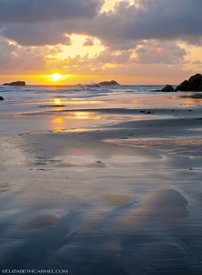 Sunset, Oregon Coast