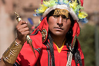 Inti Raymi, Festival of the Sun, Cusco, Peru 2008