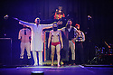 Edinburgh, UK. 11.08.2015. Cirque Alfonse present 'BARBU', in the Lafayette, at Circus Hub, on the Meadows, as part of the Edinburgh Festival Fringe.  Photograph © Jane Hobson.
