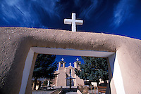 San Francisco deAsís Church,Ranchos de Taos