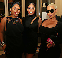 NEW YORK, NY - JULY 11 2016 Trina, LaLa Anthony & Amber Rose attend VH1's Hip Hop Honors: All Hail The Queens at David Geffen Hall at Lincoln Center on July 11, 2016 in New York City. Credit: Walik Goshorn/Media Punch