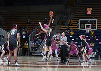 Cal Basketball W vs Colorado, February 12, 2017