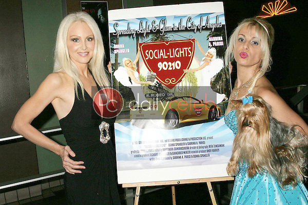 Donna Spangler and Sabrina Parisi<br />