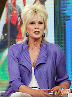 NEW YORK, NY-July 20: Joanna Lumley at Good Morning America to talk about Absolutely Fabulous: The Movie in New York. NY July 20, 2016. Credit:RW/MediaPunch