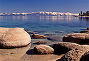 Reflections of Lake Tahoe