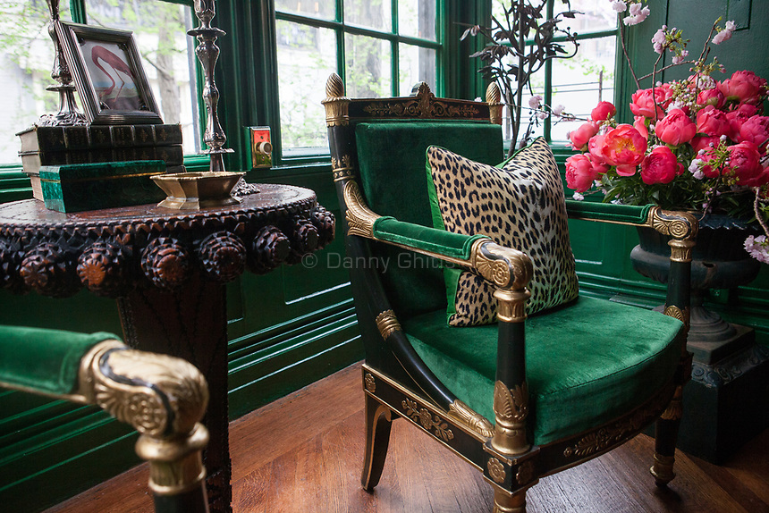 Design by Ken Full Inc. at The 45th Kips Bay Decorator Show House, at 125 East 65th St. <br /> <br /> Danny Ghitis for The New York Times