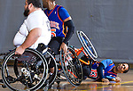 Roundup Wheelchair basketball tournament at the Virginia G Piper Sports &amp; Fitness Center on January 28, 2012.
