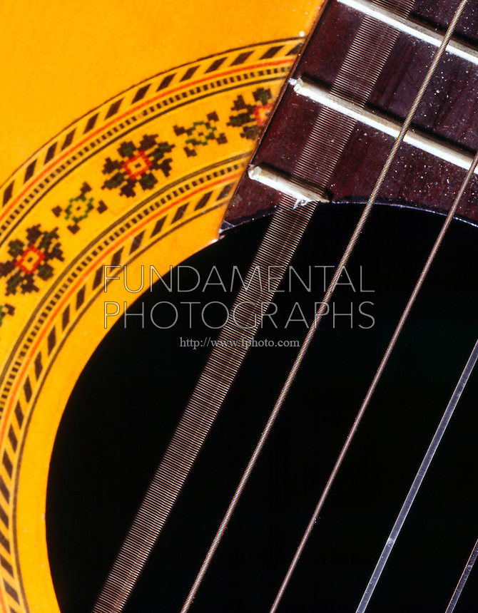 VIBRATING GUITAR STRING<br /> Variations Available<br /> String Has Been Plucked.