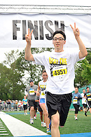 2013 Beat The Bridge - Finish