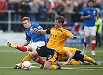 Lewis Macleod and Jonny Blake.