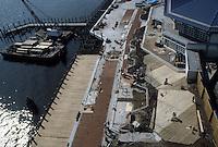 1983 April 01..Redevelopment.Downtown South (R-9)..WATERSIDE.CONSTRUCTION PROGRESS..NEG#.NRHA#..