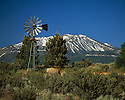 Reno Windmill with Slide Mountain