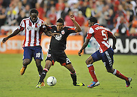 DC United vs Chivas USA, September 23, 2012