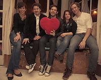 Ziva, Niall David, Jessica Perlstein at Red Poppy Art House