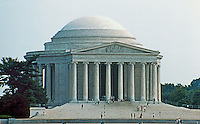 John Russell Pope:  The Jefferson Memorial, 1939-1943. Washington, D.C. (Photo '91)
