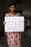 Priyanka Jhanjhariya - 16 yrs.Haryana.Hindu.Schoolgirl.Hindi - 'I want to be an Airforce Pilot. Everyone should have high dreams and then work hard to fulfill them'.