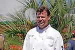 Cardiff by the Sea 100th Birthday Parade: Chef of Cicciotti's Trattoria