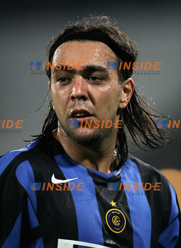 Pisa 14/8/2004 Inter Aek Atene 5-1 Friendly tournament Sky. Alvaro Recoba Inter<br /> Foto Andrea Staccioli Insidefoto