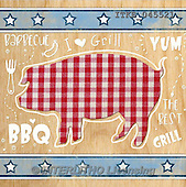 Isabella, MODERN, MODERNO, paintings+++++,ITKE045521,#n# bbq,barbeque