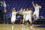 San Diego State vs UW Women's Basketball 12/5/12