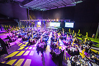 Picture by Allan McKenzie/SWpix.com - 07/03/2017 - Commercial - Leeds Sports Awards 2017 - First Direct Arena, Leeds, England - Leeds Sports Awards, The Brief, a general view, GV, of the awards ceremony.