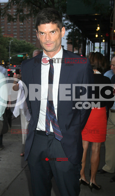 NEW YORK CITY, NY - August  01, 2012: Will McCormack at the screening of 'Celeste and Jess Forever' at the Sunshine Landmark Theater in New York City. &copy; RW/MediaPunch Inc. /NortePhoto.com<br />