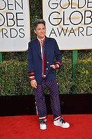 Jill Soloway at the 74th Golden Globe Awards  at The Beverly Hilton Hotel, Los Angeles USA 8th January  2017<br /> Picture: Paul Smith/Featureflash/SilverHub 0208 004 5359 sales@silverhubmedia.com