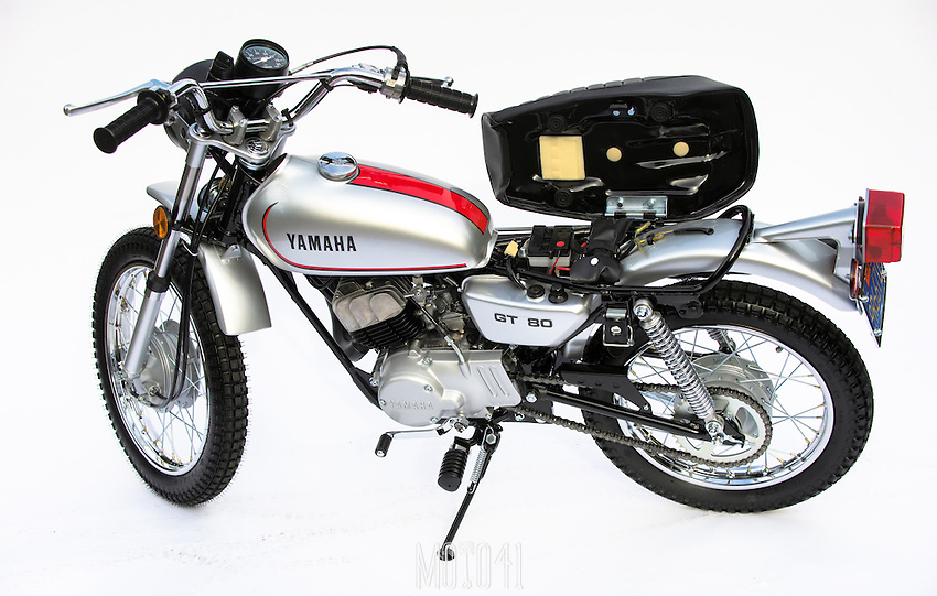 Yamaha GT80F 1979 restoration