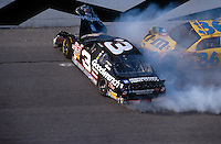 2001 Dale Earnhardt, Sr. Crash 2001
