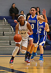 2015-2016 ICCP Girls Basketball Vs Riverside Brookfield