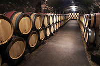 barrel aging cellar domaine doudet naudin savigny-les-beaune cote de beaune burgundy france