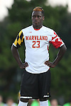 13 September 2013: Maryland's Schillo Tshuma (ZIM). The University of North Carolina Tar Heels hosted the University of Maryland Terrapins at Fetzer Field in Chapel Hill, NC in a 2013 NCAA Division I Men's Soccer match. The game ended in a 2-2 tie after two overtimes.