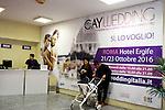Gay Wedding, la prima fiera in Italia dedicata alle unioni civili.