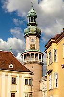 The Fire Tower (T?ztorony)- Sopron, Hungary