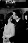 Old world, black and white, Bar Mitzvah photos.  Temple Sharay Tefila, Westchester, New York.
