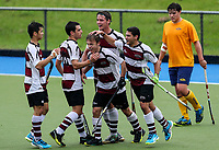 Action during the National Under 21 Championships between North Harbour and Southern, Lloyd Elsmore Park, Auckland, New Zealand. Thursday 11 May 2017. Photo:Simon Watts / www.bwmedia.co.nz