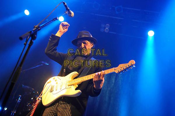 LONDON, ENGLAND - February 21: Shuggie Otis performing at KOKO on February 21, 2016 in London, England.<br /> CAP/MAR<br /> &copy; Martin Harris/Capital Pictures
