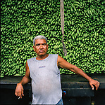 The Central Mercado de Frutas is a clearing house for farmers all over Panama. Each day in Panama city growers bring their goods to the market to sell and to trade. Fruits and vegetables that are available are corn, coconuts, oranges, pineapple, rambutan, banana, avocado, pumpkin, melon and papaya
