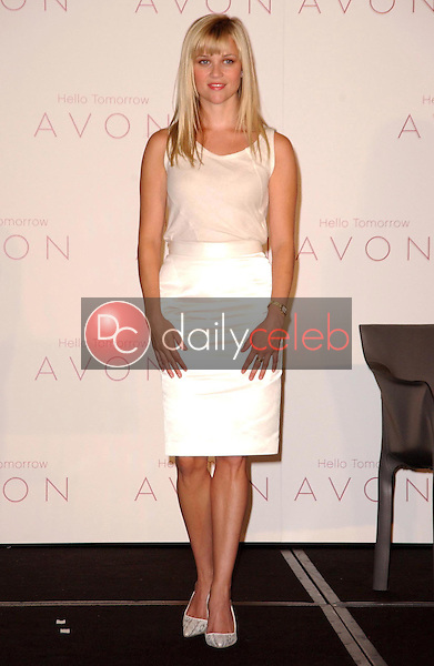 August 1, 2007: Los Angeles, CA<br /> Reese Witherspoon <br /> Avon Event<br /> Photo &copy; Jim Smeal/BEImages