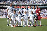 Honduras Starting Eleven. Honduras National Team defeated El Salvador 3-0 at RFK stadium, Saturday June 2, 2012.
