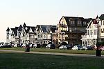 Historic Victorian Homes in Ocean Grove,  New Jersey. Photo By Bill Denver/EQUI-PHOTO
