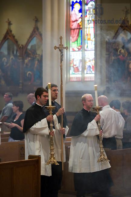2010 C.S.C. Final Vows..Photo by Matt Cashore/University of Notre Dame