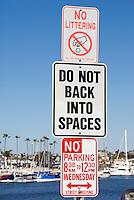 Newport Beach, CA, Balboa Peninsula, Orange County, California