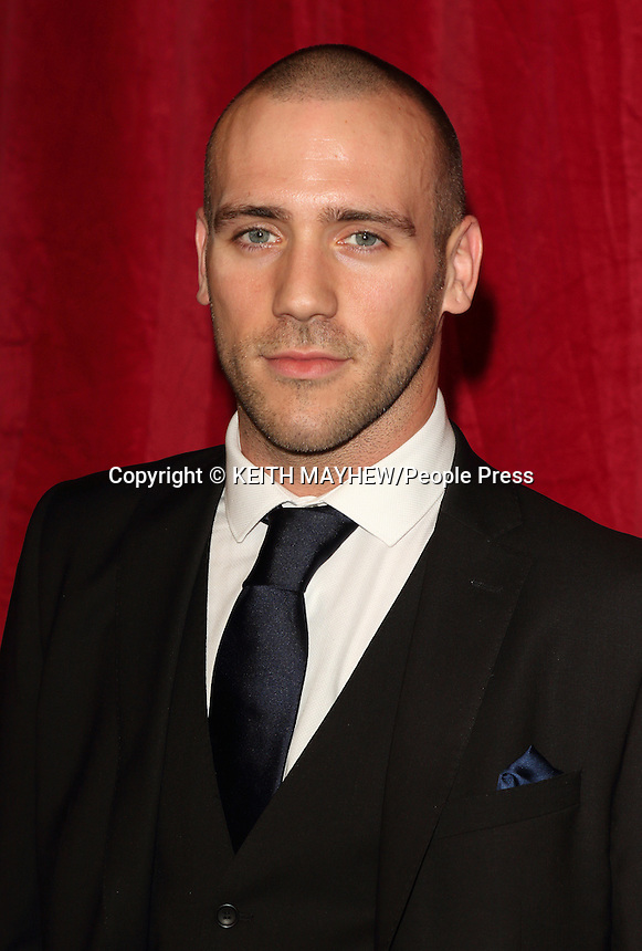 The British Soap Awards 2016 held at the Hackney Empire, London on May 28th 2016<br /> <br /> Photo by Keith Mayhew