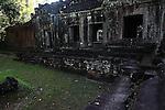 The ruins of Preah Khan in Angkor Thom, Cambodia. June 8, 2013.