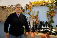 Paliano.Maria Elena Sinibaldi, produttore vino.